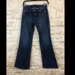 Banana republic boot cut jeans size 2S